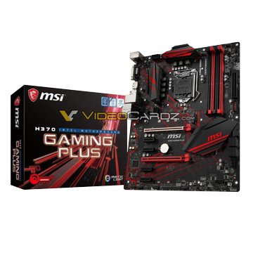 MSI 微星 B360 GAMING PLUS (1151八代)