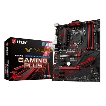 MSI 微星 H370 GAMING PLUS (1151八代)