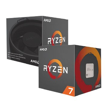 AMD RYZEN R7-1700/3.0~3.7GHz/八核心/AM4/無內顯