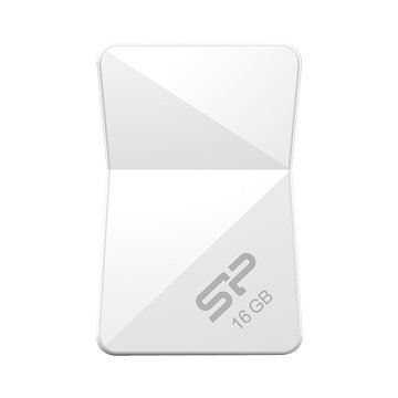 SILICON POWER Touch T08 16GB  随身碟-白