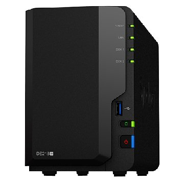 Synology DS218+ 网络储存服务器