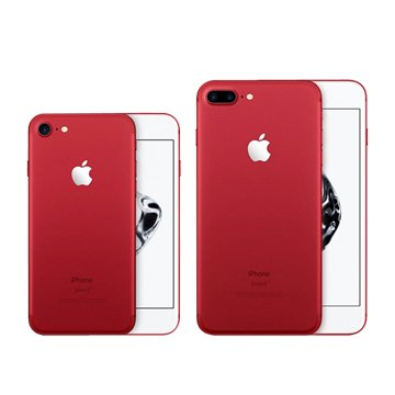 APPLE  iPhone 7 Plus 128G-紅