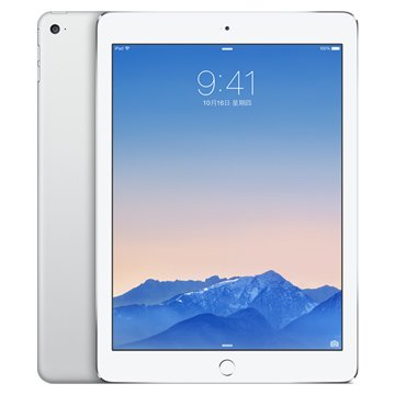 APPLE  iPad Air 2(WIFI/64G/銀)MGKM2TA/A
