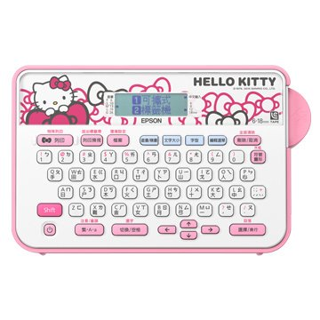 EPSON LW-200KT Hello Kitty標籤機