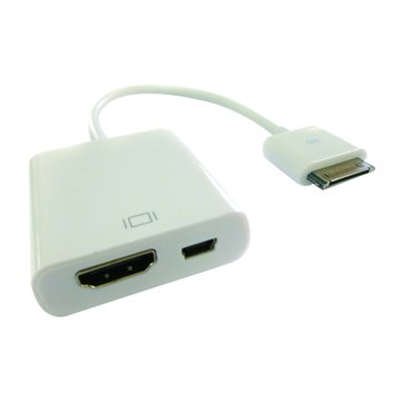 Pro-Best Apple 30Pin/HDMI+MiniUSB 25cm