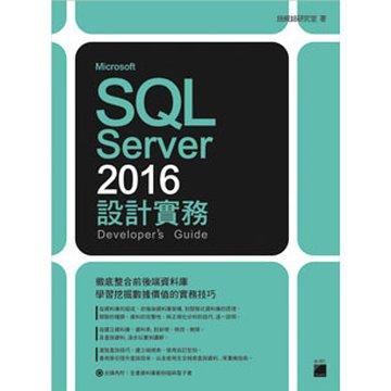 flag Microsoft SQL Server 2016 設計實務