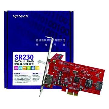 SR230 SATA II磁碟陣列卡PCI