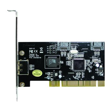 PTS02A 2埠SATA 磁碟陣列卡PCI
