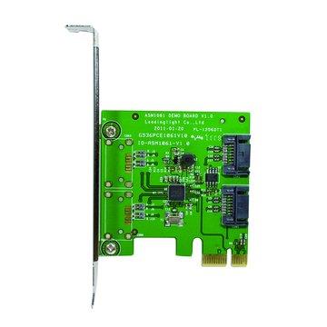 GALILEO 伽利略 PES320A 2埠SATA III擴充卡PCI-E