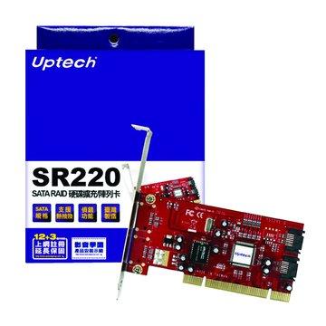SR220 2埠SATA RAID磁碟陣列卡