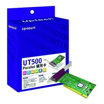 UT500 1埠Parallel卡PCI