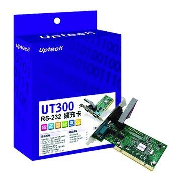 UT300 2埠RS-232卡PCI