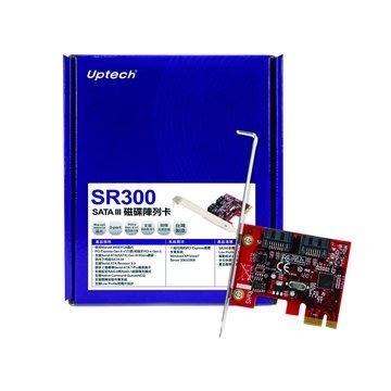 SR300 SATA III磁碟陣列卡PCI-e