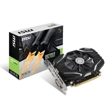 微星 GeForce GTX 1050 2G OC