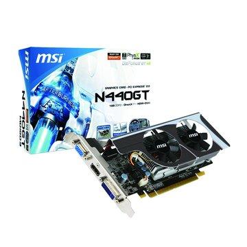 N440GT-MD1GD3/LP/1GD3/雙風扇 顯示卡