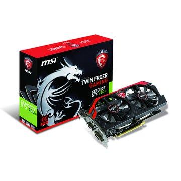 N750Ti Gaming 2GD5/OC 顯示卡