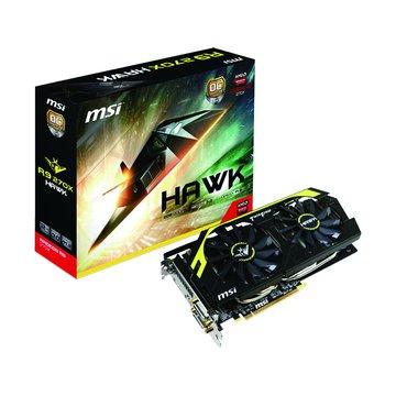 R9 270X HAWK/2GD5 顯示卡