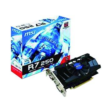 R7 250/1GD5/OC 顯示卡