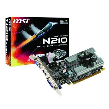 N210-MD1G/1GD3 顯示卡