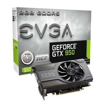 GTX950/2GB/REF/ACX/GDDR5/128顯卡