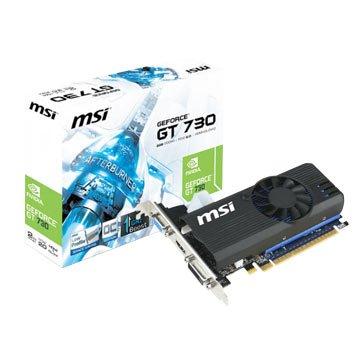 MSI N730K-2GD5LP/OC(附短檔片)顯示卡