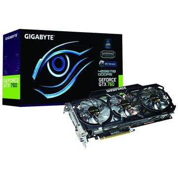 GV-N760OC-4GD顯示卡
