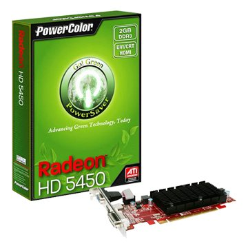 HD5450 1GBK3-SHEV3 顯示卡