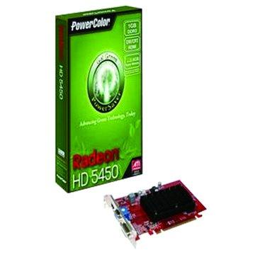 HD5450 1GBK3-SHEV2 1GB DDR3 顯示卡