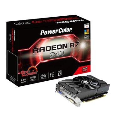 AXR7 240 1GBD5-HV3E/OC DDR5 顯示卡