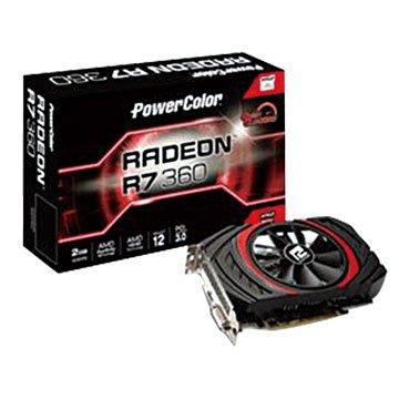 撼讯 R7 360 2GBD5 OC 128bit 显示卡
