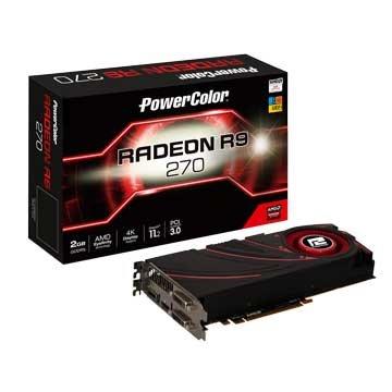 AXR9 270 2GBD5 MDH;MDH 2GB GDDR5