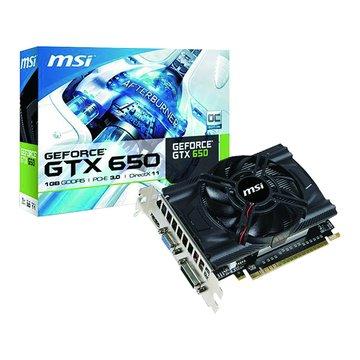 N650-MD1GD5/OC 顯示卡