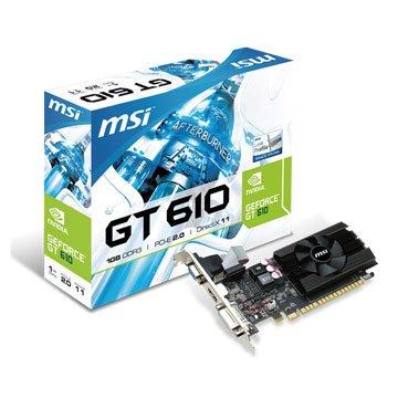 N610GT-MD1GD3/LP/GT610 顯示卡