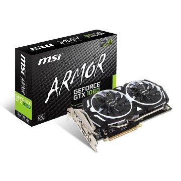 GeForce GTX 1060 ARMOR 3G OCV1 PCI-E