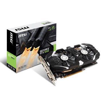GeForce GTX 1060 3GT OC  PCI-E顯示卡