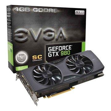 GTX980 4GB SC ACX2.0 顯示卡