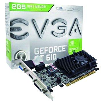 GT610 2GD3/LP/64bit 顯示卡