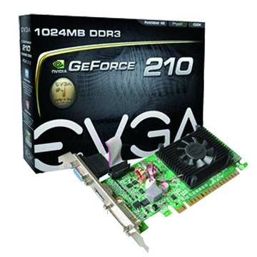 GT210 1GB DDR3 顯示卡