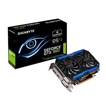 N960OC-2GD/GTX960 顯示卡