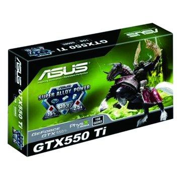 ENGTX550Ti/DI/1GD5/鋼鐵人  顯示卡