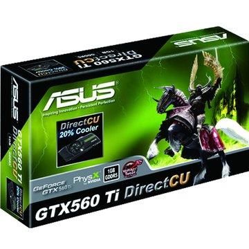 ENGTX560 Ti DC/2DI/1GD5 顯示卡