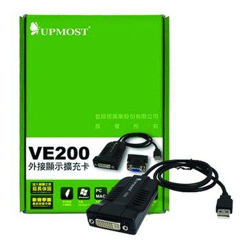 VE200 外接顯示卡