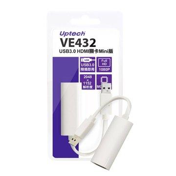 VE432 USB3.0 HDMI顯卡Mini版