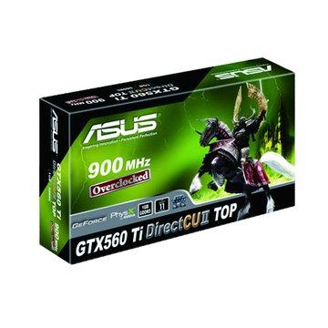 ENGTX560 TI DCII TOP/2DI/1GD5顯示卡