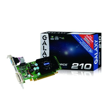 210 1GB DDR3 LP顯示卡