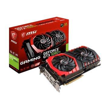 MSI GeForce GTX 1080 Ti GAMING