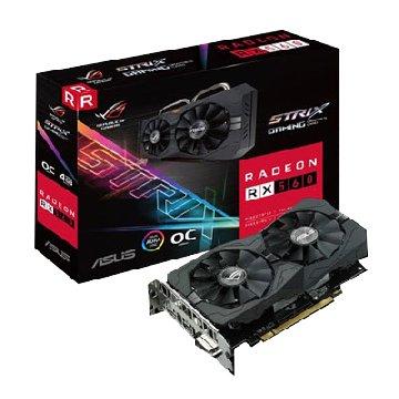 ASUS 華碩 STRIX-RX560-O4G-EVO-GAMING 顯示卡