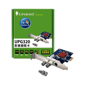 UPMOST 登昌恆 UPG320影像擷取卡