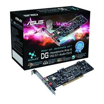 ASUS 華碩 Xonar DG PCI介面/5.1音效卡