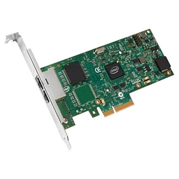 Intel I350T2V2 銅線雙埠裸裝伺服器網路卡